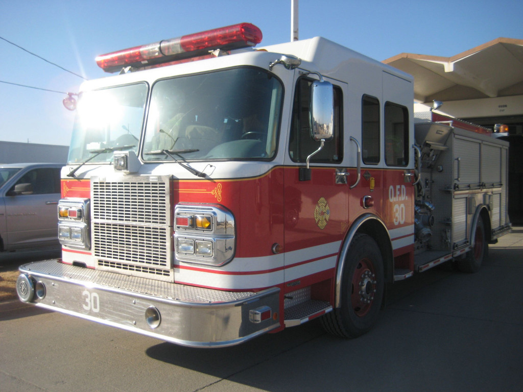 Omaha Fire Department Engine 30