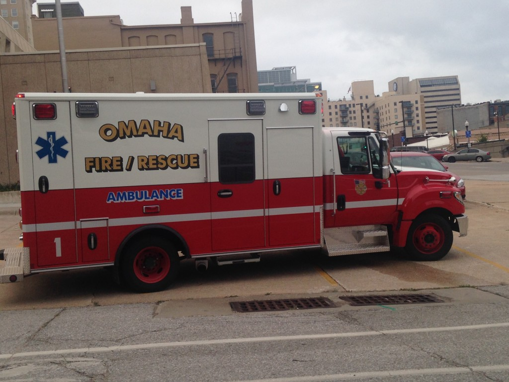 Omaha Fire Department Medic 1