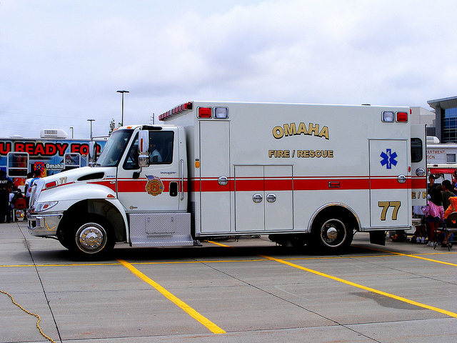 Omaha Fire Department Medic 77