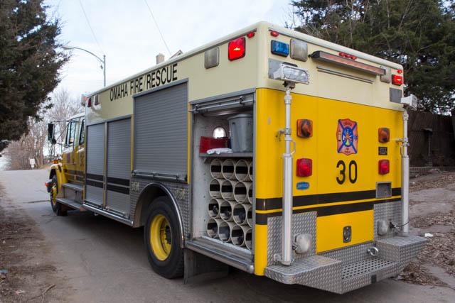 Omaha Fire Rescue 30