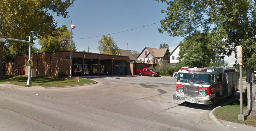 Omaha Fire Department Station 21