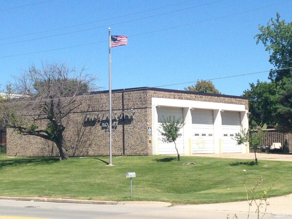 Omaha Fire Department Station 4
