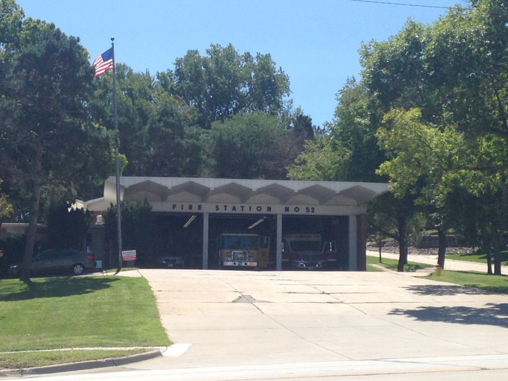 Omaha Fire Department Station 52