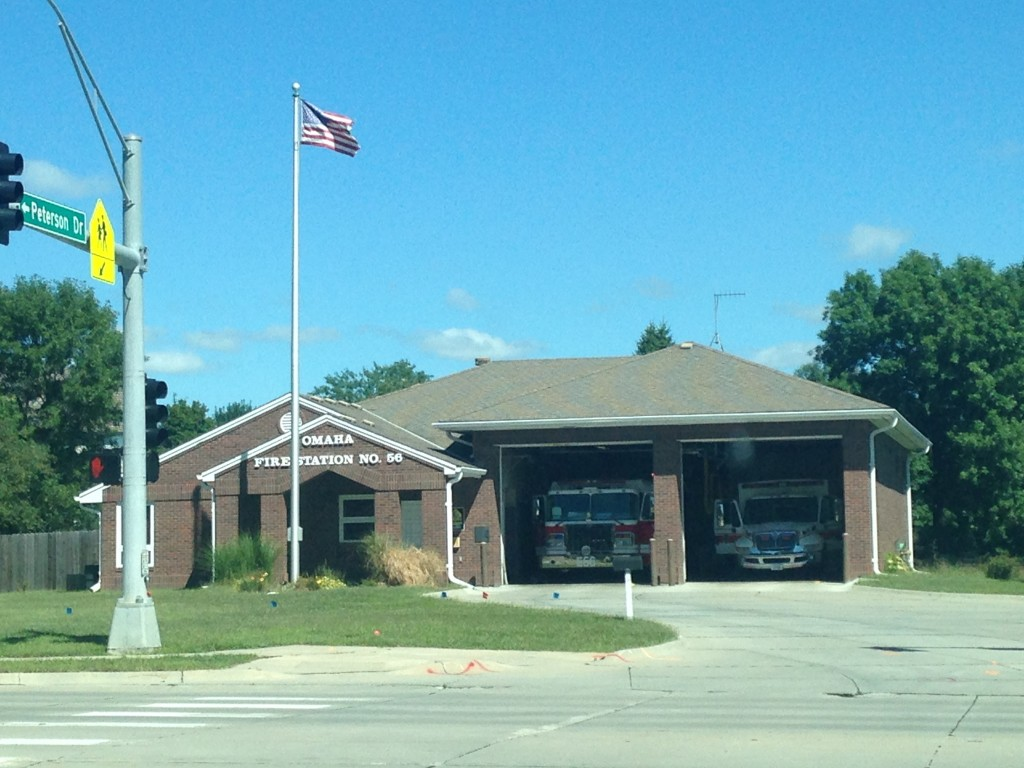 Omaha Fire Station 56