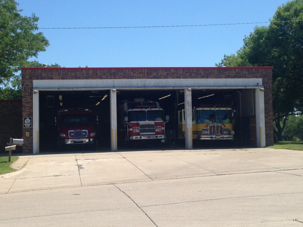 Omaha Fire Department Station 60
