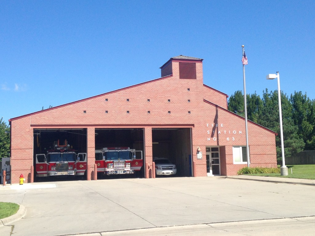 Omaha Fire Department Station 63