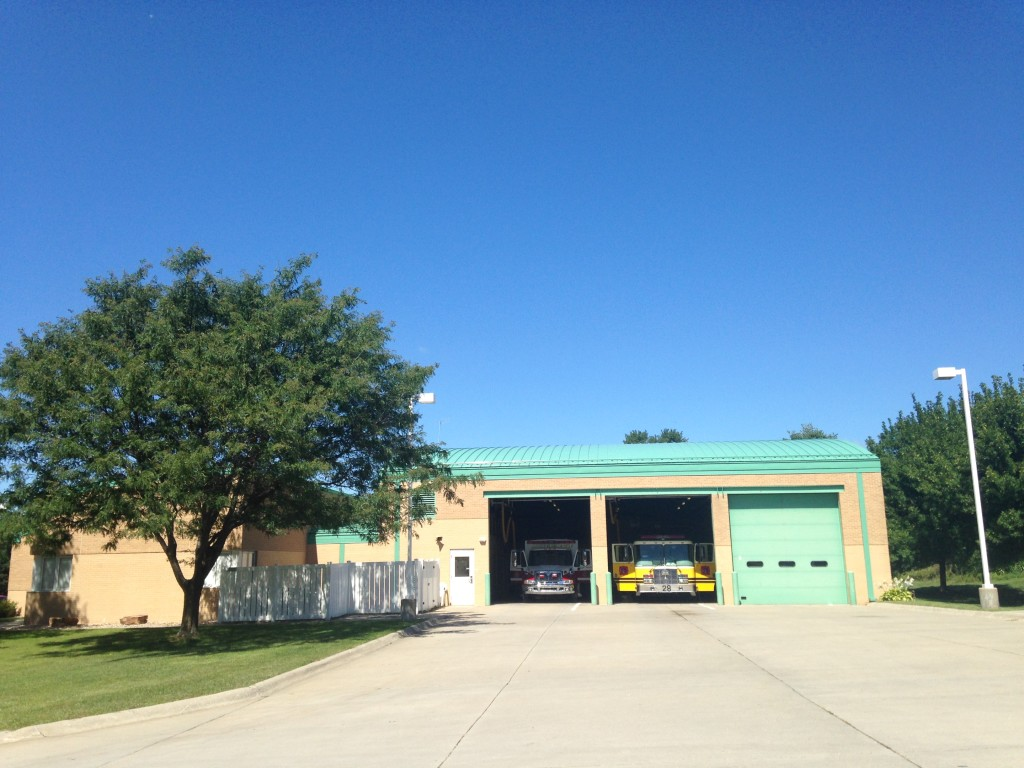 Omaha Fire Department Station 65