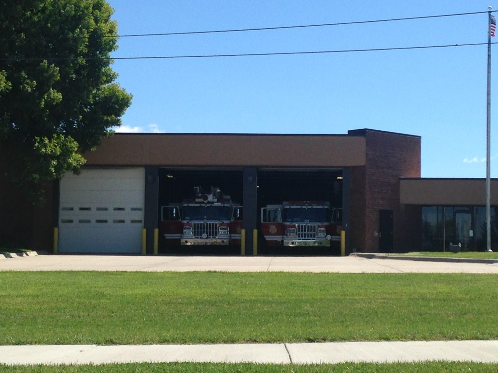 Omaha Fire Department Station 78