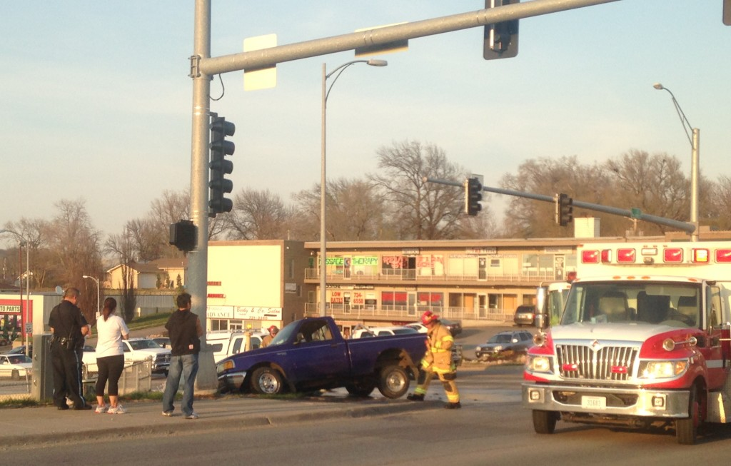 Injury Accident, 50th/ L Street