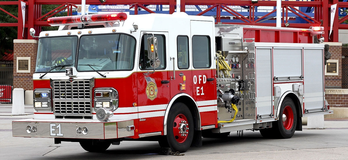 Omaha Fire Department Apparatus Pictures – MeanStreets
